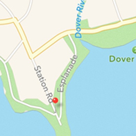 Main Wharf map