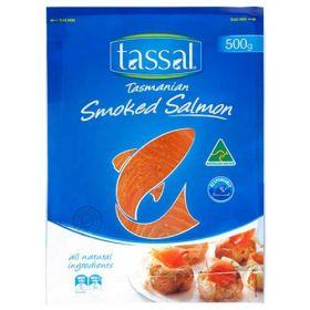 Smoked Salmon 500g